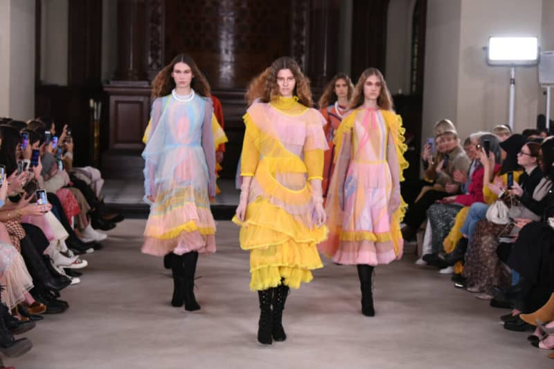 Bloggers Guide to Experiencing London Fashion Week